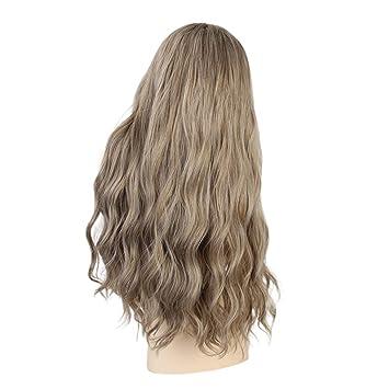 Haare hellbraune lange Frisuren Stufenschnitt