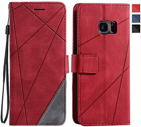 Asuwish Galaxy S7 Wallet Case Leather Phone Cases with Credit Card Holder Slot Pockets Kickstand product image