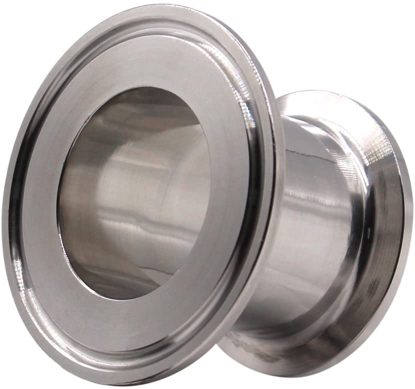 DERNORD Sanitary Concentric Reducer Tri Very popular Clamp Clover 2021 S Stainless