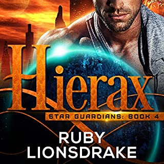 Hierax     Star Guardians, Book 4              Written by:                                                                                                                                 Ruby Lionsdrake                               Narrated by:                                                                                                                                 Vivienne Leheny                      Length: 8 hrs and 7 mins     2 ratings     Overall 5.0