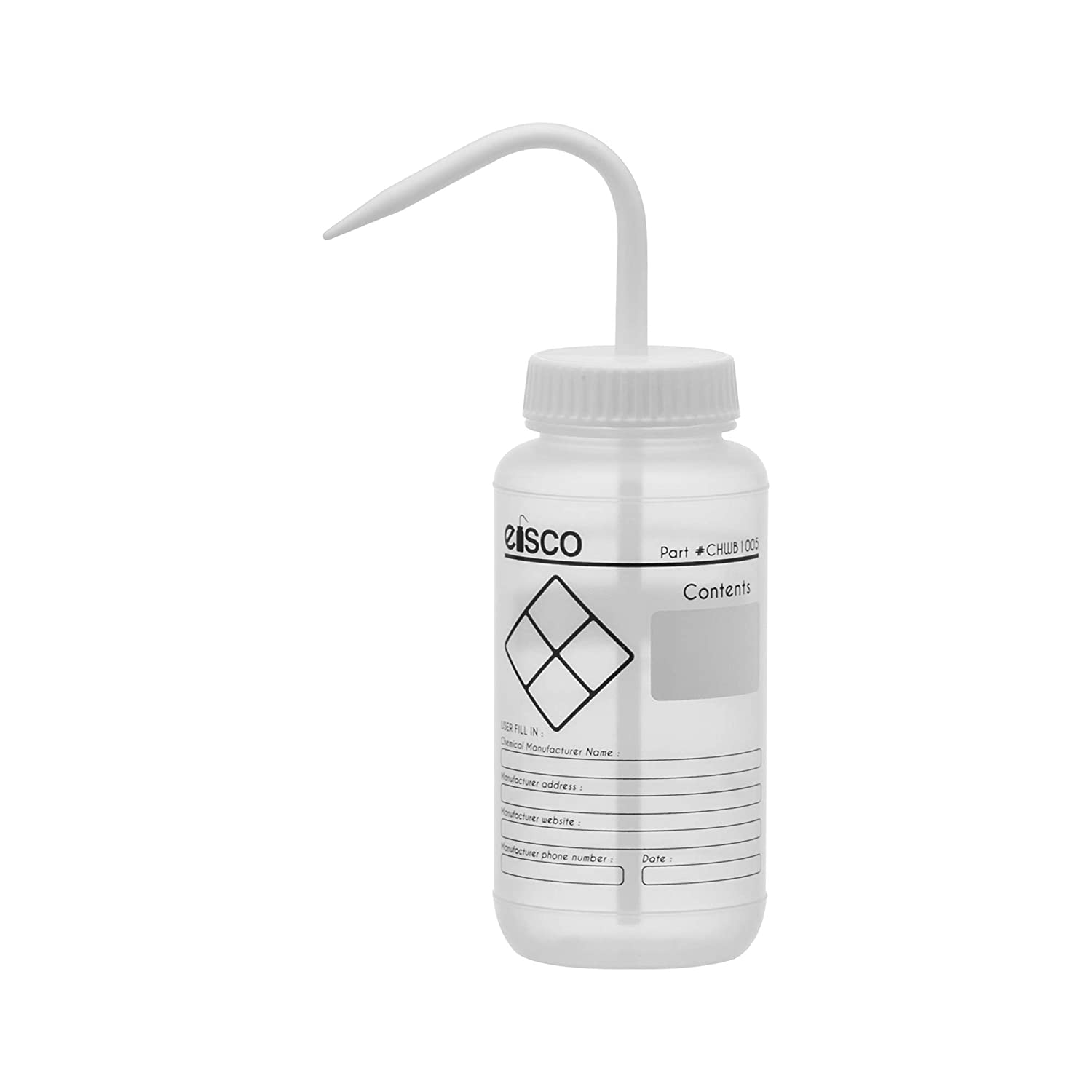 Chemical Wash Bottle Blank Labels 500ml - Las Vegas Mall Mouth Arlington Mall Ven Self Wide