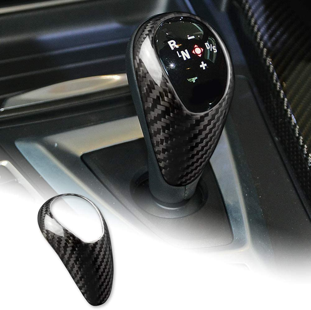 AIRSPEED 2021 new Gear Shift Knob Cover Interior New popularity Trim M3 F87 M2 BMW F for