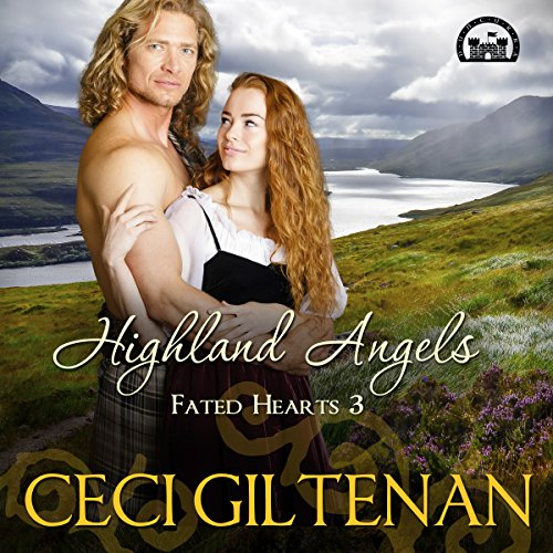 Highland Angels audiobook cover art