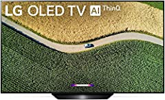 "Your purchase includes One LG B9 Series 55"" 4K UHD Smart OLED TV, 2019 model, one Magic remote with batteries, one power cable and user manual TV Dimensions: Without Stand – 48.4"" W x 27.7"" H x 1.8"" D 
