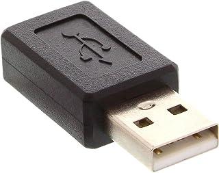 InLine USB 2.0 Adapter, Stecker A auf Mini 5pol Buchse