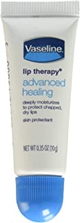 Vaseline Lip Therapy Advanced Petroleum Jelly, 3 Count