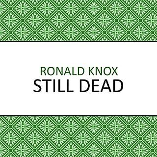 Still Dead cover art