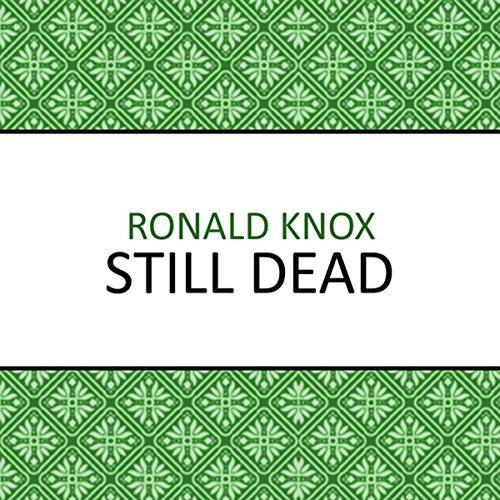 Still Dead audiobook cover art