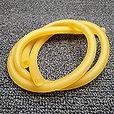 Zmaoyun-PVC Mangueras de conducto ID 1.6mm x 3.2mm Sobredosis Mangueras de Caucho de látex de Naturaleza Flexibles, Resistente al Desgaste y a la corrosión (Specification : ID 1.6mm x OD 3.2mm)