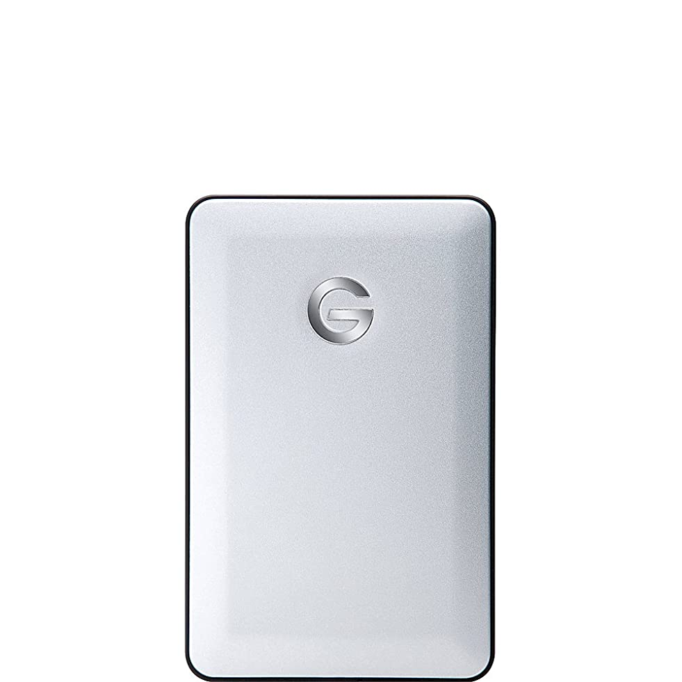 G-Technology G-Drive Slim Ultra-Slim USB External Hard Drive 500GB (7200RPM) (0G02869) g917277572