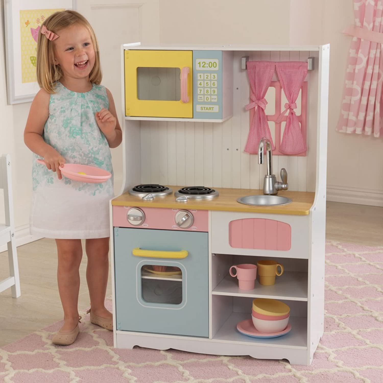 bajo precio del 40% KidKraft 0706943533543 Kit de Cocina para Niño Niño Niño - Kits de Cocina para Niños  colores increíbles