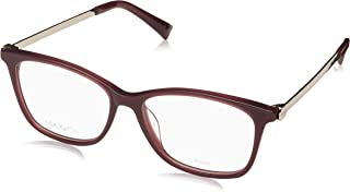 MAX&CO Square Medical Glasses for Women - Purple and Gold