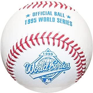 Rawlings 1995 World Series Official MLB Game Baseball - Atlanta Braves