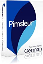 Pimsleur German Conversational Course - Level 1 Lessons 1-16 CD: Learn to Speak and Understand German with Pimsleur Language Programs (1)