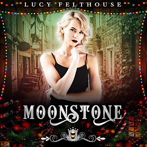 Moonstone Audiobook By Lucy Felthouse cover art