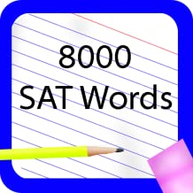 SAT Vocabulary Builder (for Kindle, Tablet and Phone)