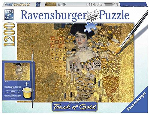 Ravensburger 19934 - Gustav Klimt: Goldene Adele Puzzle