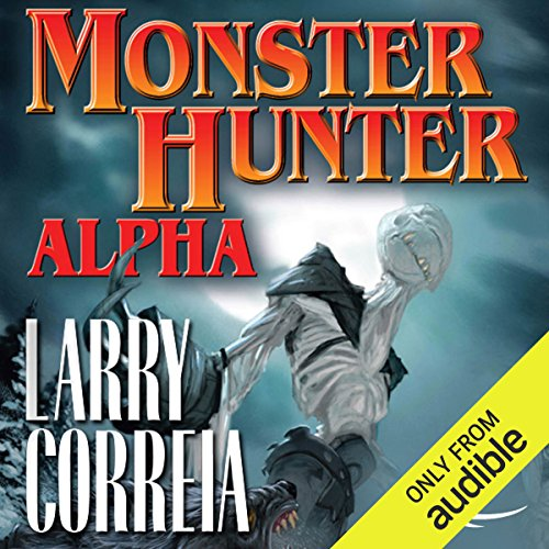 Monster Hunter Alpha audiobook cover art