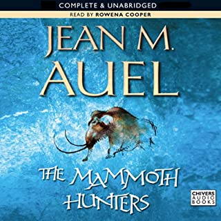 The Mammoth Hunters cover art