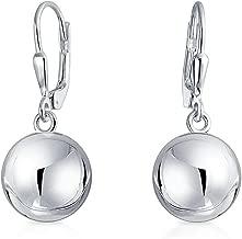 Best round ball drop earrings Reviews