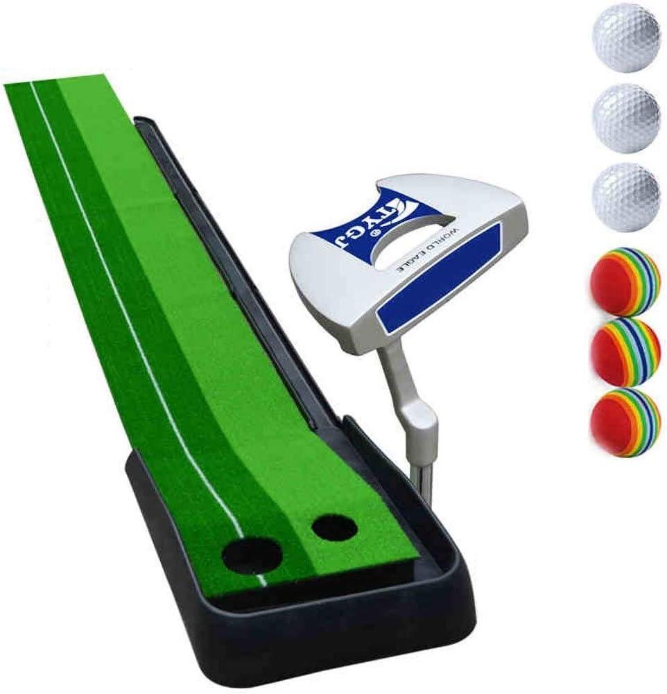 Cheap SALE Start ZfgG Golf Putting Mat Pad M Exercise Direct sale of manufacturer Putter