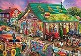 Buffalo Games - Antique Market - 2000 Piece Jigsaw Puzzle