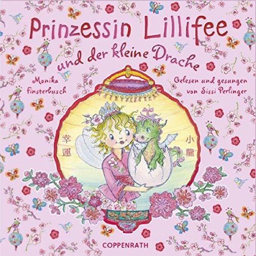 Prinzessin Lillifee und der kleine Drache Titelbild