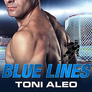 Blue Lines audiobook cover art