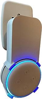 Suporte Splin para Echo Dot 3 modelo de tomada (branco)