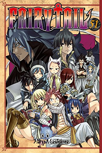 Fairy Tail Vol. 51 (English Edition)