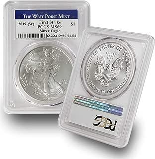 west point silver eagle set