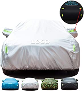 Copertura Auto Protettiva Compatibile con Audi A6 Berlina//Allroad//Avant Telo Copriauto Protezione Impermeabile Resistente ai Raggi UV Copri Auto Cappotta AntiGraffio//Qualsiasi Stagione Car Cover