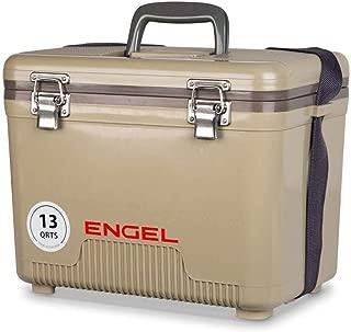 ENGEL Cooler/Dry Box 13 Qt - White