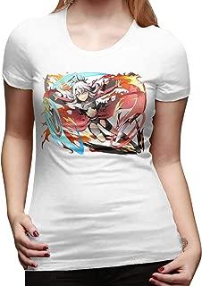 Women's Fate Kaleid Liner Prisma Illya - Chloe Von Einzbern Short Sleeve Top T-Shirt