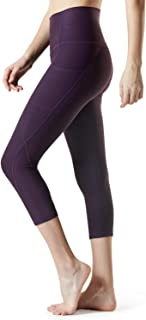Tesla Yoga Pants 17Inches/21 Inches Capri High Waist Tummy Control w Pocket FYC Series