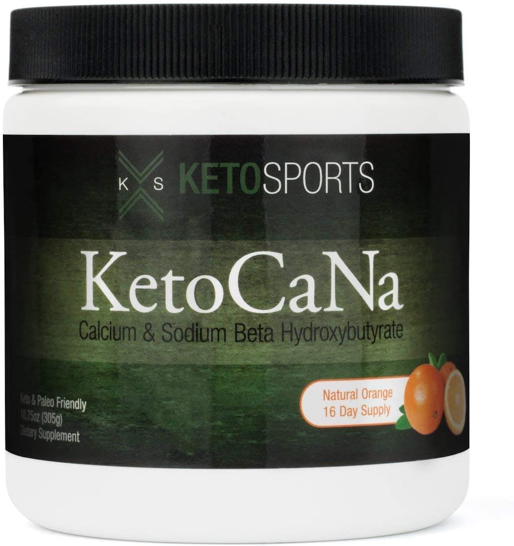 KetoSports KetoCaNa Ketone Supplement for Bombing new work Physical Pe Mental and Max 41% OFF