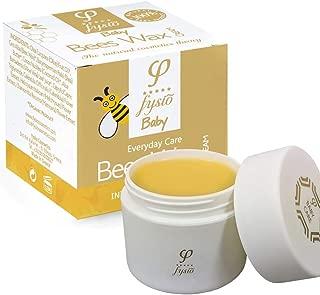 Crema Pañal | Hidratante para Bebés | Con Cera de Abejas Orgánica, Aceite de Oliva Virgen Extra, Aceite de Coco Orgánico, Caléndula Orgánica y Aceite de Hierba | 50ml