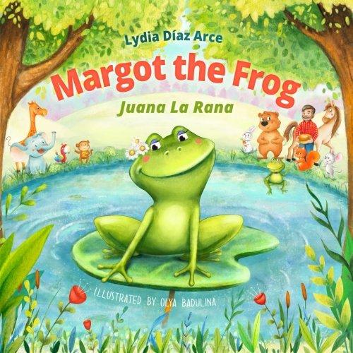 Margot The Frog-Juana La Rana