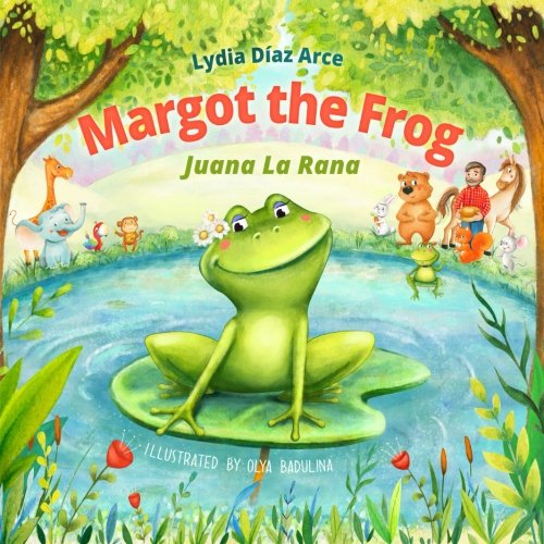 Margot The Frog-Juana La Rana