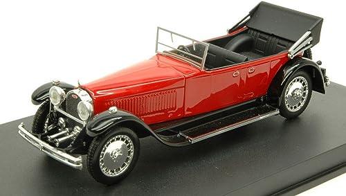 Rio RI4523 Bugatti 41 Royale Torpedo Open 1927 rouge 1 43 MODELLINO Die CAST Model Compatible avec