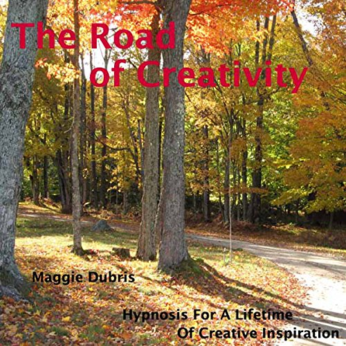 The Road of Creativity audiobook cover art