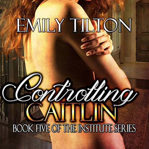 Controlling Caitlin audiobook cover art