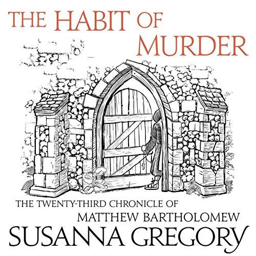 The Habit of Murder cover art