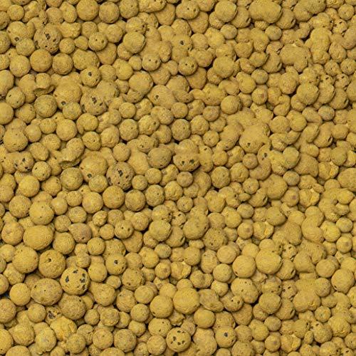 brockytony 8-16 mm. (Pflanzton, Pflanzgranulat, Blähton) 2 Liter. Safran. BT831Y2