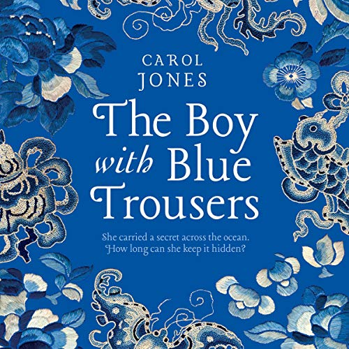 The Boy with Blue Trousers cover art