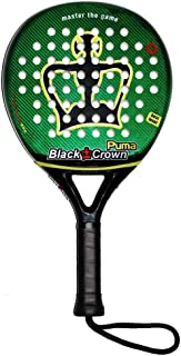Pala Padel Black Crown Puma