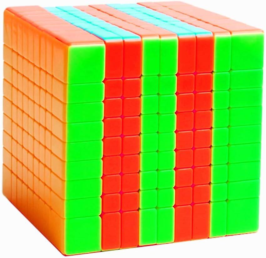 BestCube 9x9 NEW before selling ☆ Superlatite Cube Stickerless Classroom Speed MF9 9x9x9 Meilong