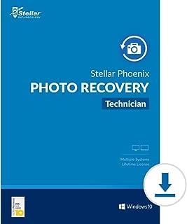 Stellar Phoenix Photo Recovery Technician (Windows) [Download]