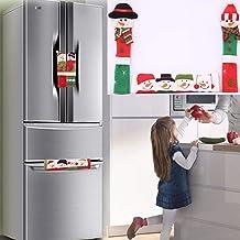 OPNIGHDYMD 3 en Las manija de la Puerta 1Refrigerator, eléctricos de Cocina Equipamiento de protección Guantes, Frigorífico Microondas Lavavajillas Puerta del paño Protector