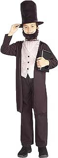 Kids Abraham Lincoln Costume -  Medium